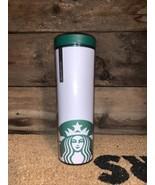 Starbucks 2013/2014 Mermaid Siren White Travel Tumbler - $14.36