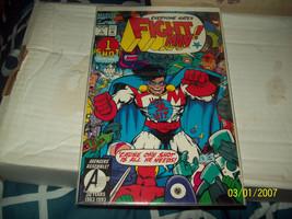 Fight Man #1 (Jun 1993, Marvel) - $2.00