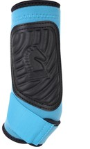 ClassicFit Front Boots Medium For Horses Protection Lightweight Turquoise - $137.46
