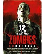 Zombies Un-Brained, 12 Film Flesh Fest, DVD 3 Disc Box Set (2013) - $14.99