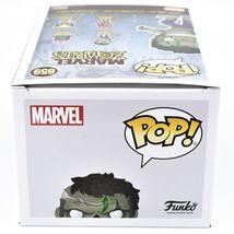 Funko Pop! Marvel Zombies Zombie Hulk #659 Bobble-Head Vinyl Figure image 6