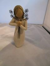 Vintage Susan Lordi Demdaco 2004 Willow Tree Friendship Figurine Retired New - $19.99