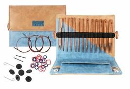 """Knitter's Pride-Ginger-6"""" Interchangeable Afghan/Tunisian Crochet Hk. Se... - $92.52"""