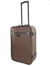 Authentic LOUIS VUITTON Pegase 55 Damier Ebene Travel Rolling Suitcase #... - $1,350.00