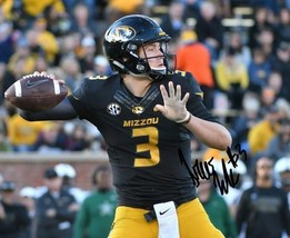 Drew Lock Signed Photo 8X10 Rp Autographed Missouri Tigers Football ** - $19.99