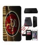 10 kinds Football team, 49ers iphone 7 wallet case, 10 kinds Football te... - $16.82