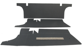 1963 1964 63 64 FORD GALAXIE CONVERTIBLE TRUNK FILLER BOARD SET 3 PIECES - $88.69
