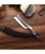 Gold Dollar High Carbon Steel Folding Safety Straight Barber Razor - $14.99