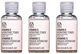 The Body Shop Vitamin E Hydrating Toner All Skin Types 60ml / 2 Oz Trave... - $11.69