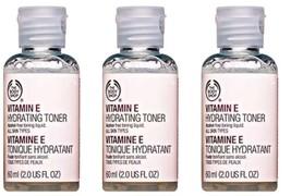 The Body Shop Vitamin E Hydrating Toner All Skin Types 60ml / 2 Oz Trave... - $11.69