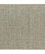 30ct natural Northern Cross Linen 36x55 1yd 100... - $53.55