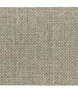 30ct natural Northern Cross Linen 36x55 1yd 100% linen cross stitch fabric  - $53.55