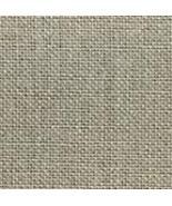 30ct Natural Northern Cross Linen 18x27 1/4yd 100% linen cross stitch fa... - $13.50