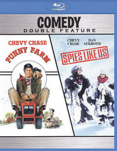 Funny Farm / Spies Like Us Double Feature [Blu-ray]