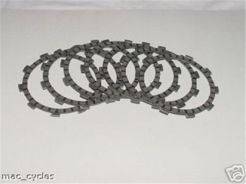 Honda Clutch Plates XR400/XR400M/XR400SM 2005-2008 7 pcs NEW