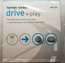 Harmon Kardon Drive+Play iPod Car Audio System DP1US LCD Wireless Adaptor - $34.64
