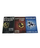 The Hunger Games Trilogy Complete Set Hunger Games Catching Fire & Mocki... - $19.99