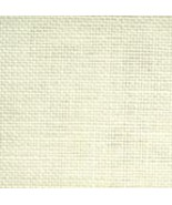 30ct Cream Northern Cross Linen 18x27 1/4yd 100% linen cross stitch fabric  - $13.50