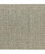 35ct Natural Northern Cross Linen 18x27 1/4yd 1... - $13.50