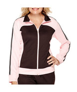 Made For Life Quick-Dri Knit Jacket Size PXS New Msrp $36.00 Black Rose - $16.99