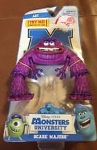 Disney / Pixar Monsters University Scare Majors Art Action Figure Purple - $14.84