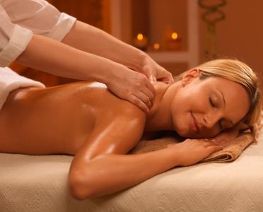 Coriander Bergamot Scented Massage & Body Oil 8oz