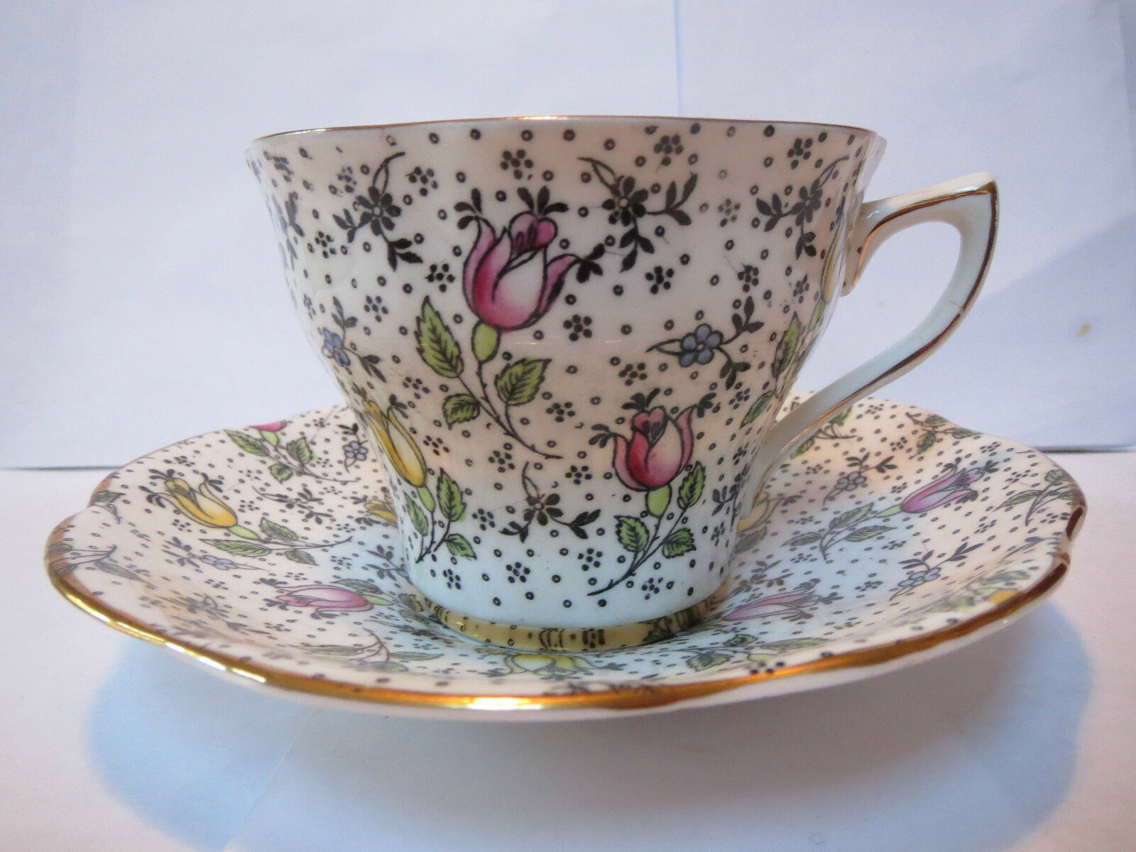 "Primary image for Rosina ""June"" Teacup and Saucer"