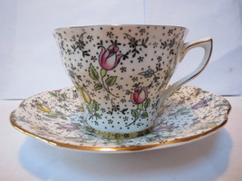 "Rosina ""June"" Teacup and Saucer - $24.00"