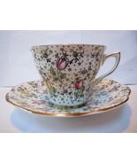 "Rosina ""June"" Teacup and Saucer - $24.00"