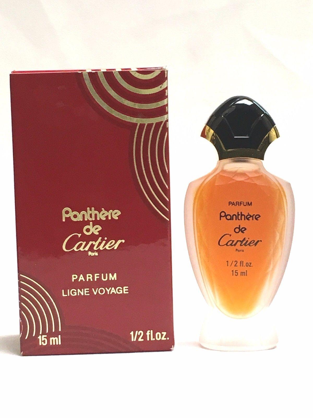 Panthere de Cartier Parfum Ligne Voyage 15ml/0.5oz Splash