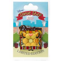 Disney Parks Donut Shop Pin 2018 Series The Lion King Simba - $34.60