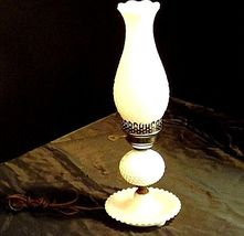 Hobnail Electric Lamp AA18 - 1011 Vintage image 4