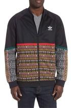 NWT Adidas x Pharrell Williams Solar Hu Track Jacket in Black & Multi Color S - $96.51
