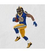 Hallmark Keepsake 2019 NFL Los Angeles Rams Todd Gurley Ornament - $24.50