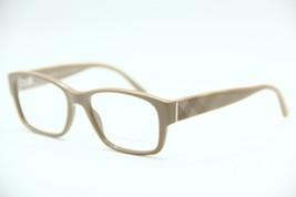 New Burberry B 2127 3376 Beige Eyeglasses Authentic Frame Rx B2127 52-17 - $111.23