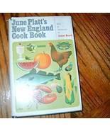 June Platts New England Cook Book  - $5.75