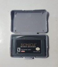 BIONICLE MATORAN ADVENTURES - Nintendo Gameboy Advance GAME GBA Tested W... - $10.84