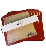"""5-Pack Premium Silicone Sheets for Samson""""Silent"""" 10 Tray ALL Stainless ... - $26.95"""