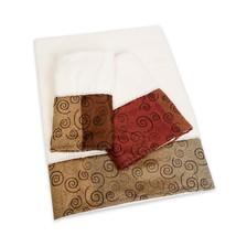Miramar - 3-Piece Popular Bath Bathroom Pool, Hand, Wash Towel Set - $29.99