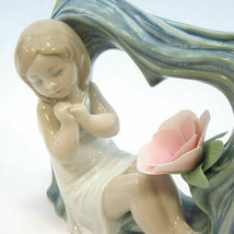 Lladro 8130 Childhood Fantasy Glased Retired Porcelain Figurine NEW Orig... - $247.50
