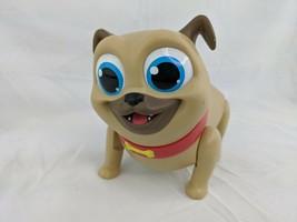 "Disney Puppy Pals Rolly Figure Walks Talks 5"" Just Play - $14.95"