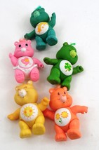5 Pc 1980s Kenner Care Bears Figures - Funshine Friend Wish Baby Hugs Go... - $25.79