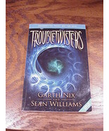 Troubletwisters, Book One, Uncorrected Proof Book by Garth Nix and Seth ... - $19.95