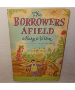 The Borrowers Afield Book 1955 Paperback Mary Norton Voyager Book - $9.89