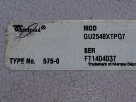 "8RR60 Whirlpool GU2548X6PQ7 Dishwasher Utensil Basket: 19"" X 9"" X 2"" +/-, Door - $9.78"