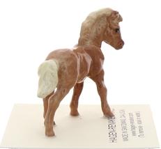 Hagen-Renaker Miniature Ceramic Horse Figurine Chestnut Shetland Pony Colt image 4