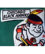 Chicago Black Hawks Hockey Jersey Patch Indian VTG 70's - $9.99
