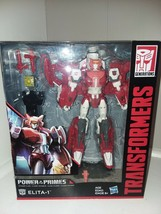 Transformers Power of the Primes - Elita-1 - Voyager Class - Hasbro 2018 - $27.00