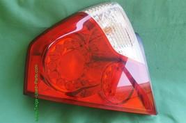 06-07 Infiniti M35 M45 LED Taillight Tail Light Lamp Driver Left Side - LH