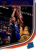 Brianna Turner 2019 Donruss WNBA Rated Rookie Card #100 - $1.50